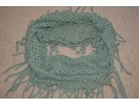 Fashion Womens Winter Warm Cashmere Silk Solid Long Pashmina Shawl Wrap Scarf