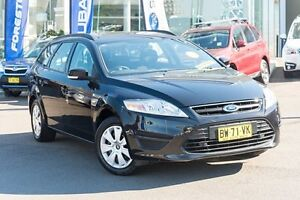2013 Ford Mondeo MC LX Black 6 Speed Sports Automatic Wagon Brookvale Manly Area Preview