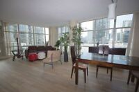 2 bedrooms condo downtown Toronto for rent