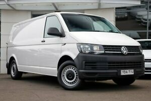 2015 Volkswagen Transporter T6 MY16 TDI340 LWB White 6 Speed Manual Van