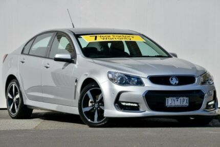 2017 Holden Commodore VF MY17 SV6 Nitrate Automatic Sedan