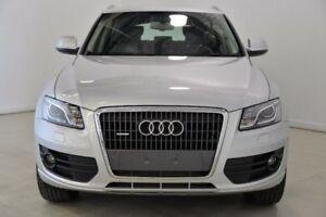 2012 Audi Q5 8R MY12 TDI S tronic quattro Silver 7 Speed Sports Automatic Dual Clutch Wagon