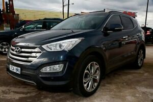 2014 Hyundai Santa Fe DM MY14 Highlander Blue 6 Speed Sports Automatic Wagon Preston Darebin Area Preview