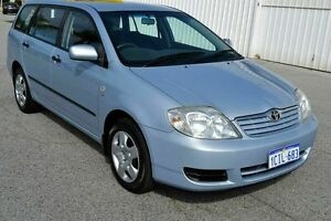 2006 Toyota Corolla ASCENT RARE WAGON Silver 4 Speed Automatic Wagon East Rockingham Rockingham Area Preview