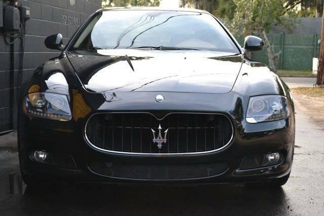 Image 6 Voiture American used Maserati Quattroporte 2011