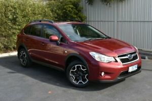 2015 Subaru XV G4X MY15 2.0i-L Lineartronic AWD Camell/black 6 Speed Constant Variable Wagon Devonport Devonport Area Preview