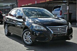 2013 Nissan Pulsar B17 ST Black 1 Speed Constant Variable Sedan Nundah Brisbane North East Preview