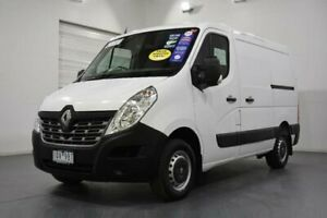 2016 Renault Master X62 Low Roof SWB AMT White Sports Automatic Single Clutch Van