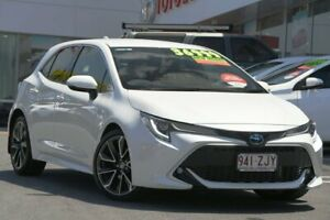 2019 Toyota Corolla ZWE211R ZR E-CVT Hybrid 10 Speed Constant Variable Hatchback Hybrid Woolloongabba Brisbane South West Preview