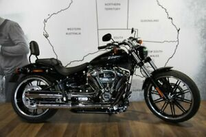 2019 Harley-Davidson BREAKOUT 114 (FXBRS) Road Bike 1868cc Blacktown Blacktown Area Preview