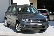 2013 Volkswagen Tiguan 5N MY13.5 132TSI DSG 4MOTION Pacific Pepper Grey 7 Speed Robina Gold Coast South Preview