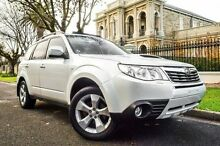 2010 Subaru Forester S3 MY10 2.0D AWD Premium White 6 Speed Manual Wagon Medindie Walkerville Area Preview