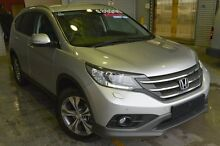 2015 Honda CR-V RM MY14 DTi-S 4WD Silver 6 Speed Manual Wagon Phillip Woden Valley Preview
