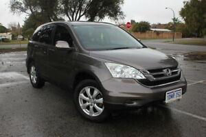 2010 Honda CR-V MY10 (4x4) Limited Edition Urban Titanium 5 Speed Automatic Wagon East Perth Perth City Area Preview