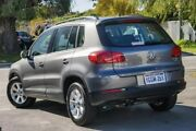 2013 Volkswagen Tiguan 5N MY13.5 132TSI DSG 4MOTION Pacific Grey 7 Speed Glendalough Stirling Area Preview