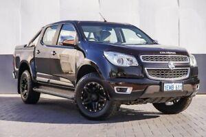 2014 Holden Colorado RG MY15 LTZ Crew Cab Black 6 Speed Sports Automatic Utility Maddington Gosnells Area Preview