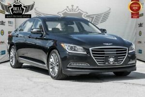 2015 Hyundai Genesis TECH PKG NAVIGATION PANO- SUNROOF LEATHER B