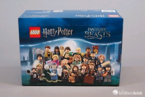 Harry Potter Lego Minifigure Sealed Box of 60 Pkgs With Ship Box