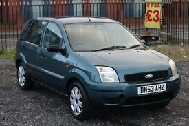 Ford Fusion 1.4 (Cheap car with MOT for everyday use)