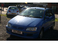 Mitsubishi Space Star 1.3 (Cheap car with 12 months MOT)