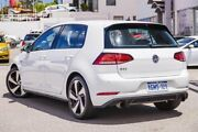 2017 Volkswagen Golf 7.5 MY18 GTI DSG White 6 Speed Sports Automatic Dual Clutch Hatchback Myaree Melville Area Preview