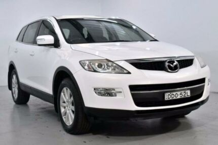 2009 Mazda CX-9 TB10A3 Classic White Sports Automatic Wagon Lansvale Liverpool Area Preview