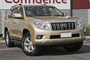 2013 Toyota Landcruiser Prado KDJ150R GXL Gold 5 Speed Sports Automatic Wagon Mount Gravatt Brisbane South East Preview
