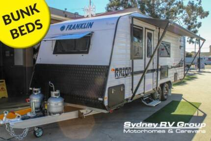 FR170 Franklin Razor 220 CLW-3BS Just The Amazing Family Van!! Penrith Penrith Area Preview