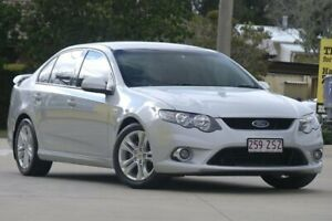2009 Ford Falcon FG XR6 Silver 5 Speed Sports Automatic Sedan East Toowoomba Toowoomba City Preview