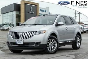 2013 Lincoln MKX RESERVE - $213 BI WEEKLY 72 MONTHS O.A.C.