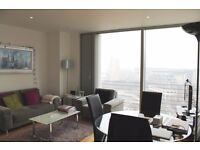 A modern one double bedroom apartment situated on the 18th floor of this landmark development – KJ