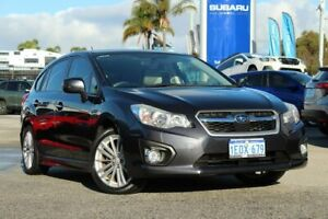 2014 Subaru Impreza G4 MY14 2.0i-S Lineartronic AWD Grey 6 Speed Constant Variable Hatchback Greenfields Mandurah Area Preview