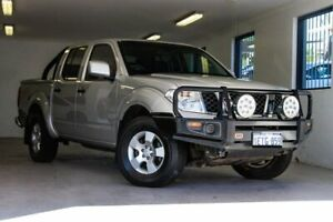 2014 Nissan Navara D40 S8 RX Silver 5 Speed Automatic Utility Melville Melville Area Preview