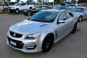 2016 Holden Commodore VF II SS-V Redline Silver 6 Speed Automatic Sedan Werribee Wyndham Area Preview