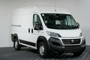 2019 Fiat Ducato Series 6 MWB/Mid White 6 Speed Automatic Van Acacia Ridge Brisbane South West Preview