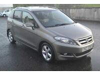 2007 Honda FRV EX 6 seater fully loaded only 74k miles motd 1 year FHSH