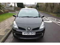 Renault Clio 1.4 Dynamique 5 Door Only 40,000 Miles New FSH 2 Owners New MOT Very Low Mileage