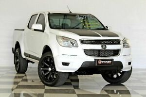 2014 Holden Colorado RG MY15 LS (4x2) White 6 Speed Automatic Crew Cab Pickup Burleigh Heads Gold Coast South Preview
