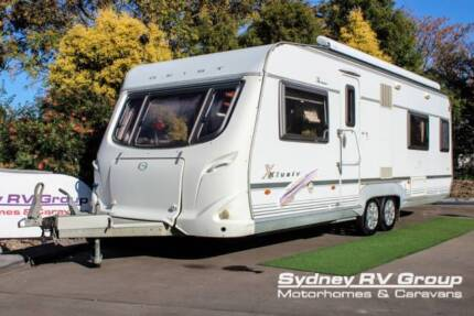 CU1045 Geist Xklusiv 660 With Huge Front Club Lounge - CALL NOW!