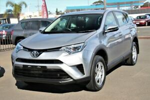 2016 Toyota RAV4 ZSA42R GX 2WD Silver 7 Speed Constant Variable Wagon Cheltenham Kingston Area Preview