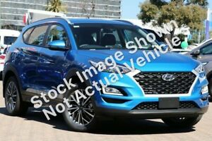 2020 Hyundai Tucson TL4 Active X Blue Automatic Embleton Bayswater Area Preview