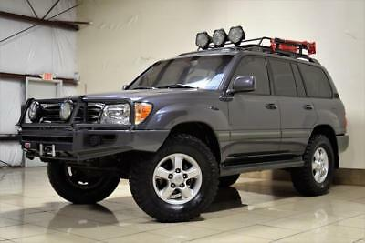 TOYOTA LAND CRUISER OLD MAN EMU LIFTED ARB BUMPER ROOF RACK WINCH SAFARI
