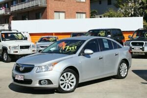 2013 Holden Cruze JH Series II MY14 CDX Silver 6 Speed Sports Automatic Sedan Greenslopes Brisbane South West Preview