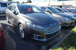 2017 Ford Mondeo MD 2017.00MY Trend PwrShift Grey 6 Speed Sports Automatic Dual Clutch Wagon Brighton Bayside Area Preview