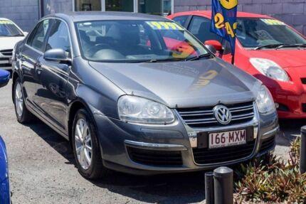 2010 Volkswagen Jetta 1KM MY10 103TDI DSG Grey 6 Speed Sports Automatic Dual Clutch Sedan
