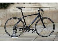 "Boardman Flat bar road bike 18""frame."