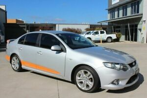 2010 Ford Falcon FG XR6 Silver 5 Speed Sports Automatic Sedan Mitchell Gungahlin Area Preview