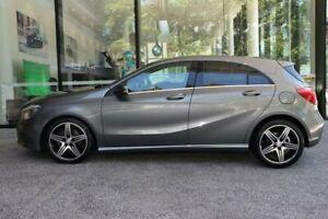 2014 Mercedes-Benz A-Class W176 A200 CDI D-CT Grey 7 Speed Sports Automatic Dual Clutch Hatchback