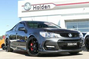 2017 Holden Ute VF II MY17 SS V Ute Redline Son of a Gun Grey 6 Speed Manual Utility Liverpool Liverpool Area Preview