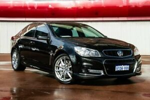 2014 Holden Commodore VF MY14 SS V Redline Black 6 Speed Sports Automatic Sedan Fremantle Fremantle Area Preview
